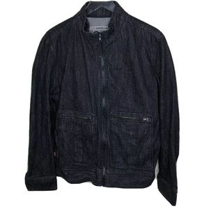 Levis Engineered Jean Jacket Large Europe Belgium